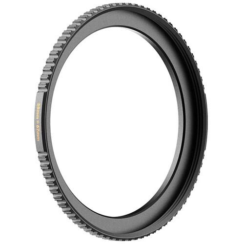 PolarPro Brass 58-67mm Step-Up Ring