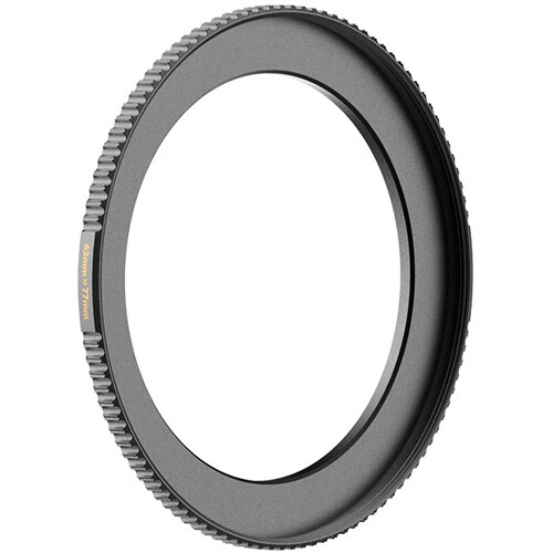 PolarPro Brass 62-77mm Step-Up Ring