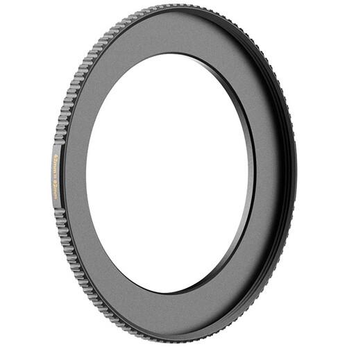 PolarPro Anti-reflektierende Step-Up Messingring 72 mm  82 mm