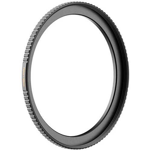 PolarPro Brass 72-82mm Step-Up Ring