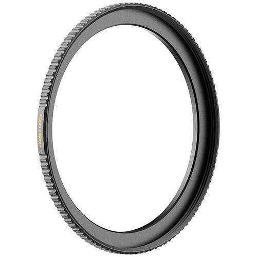 PolarPro Brass 72-82mm Step-Up Ring