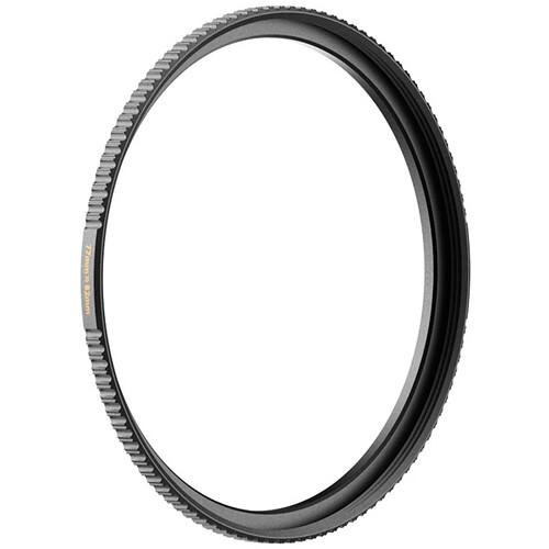 PolarPro Brass 77-82mm Step-Up Ring