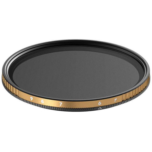 PolarPro 82mm Peter McKinnon Edition Variable Neutral Density 1.8 to 2.7 Filter (6 to 9-Stop)