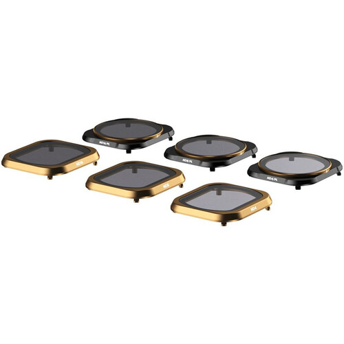 PolarPro Cinema Series 6-Pack Filter Set for Mavic 2 Pro