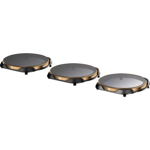 PolarPro Cinema Series Gradient Collection Filters for DJI Mavic 2 Pro (3-Pack)