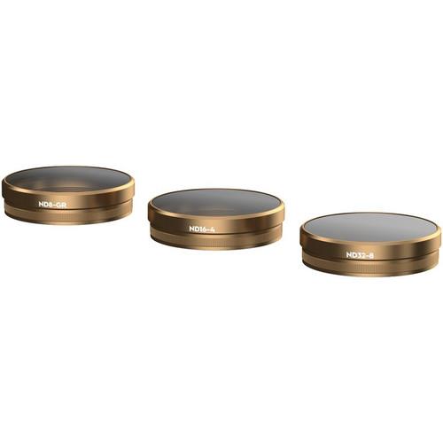 PolarPro Cinema Series ND Gradient Filters for DJI Phantom 4 Pro/Advanced (Set of 3)