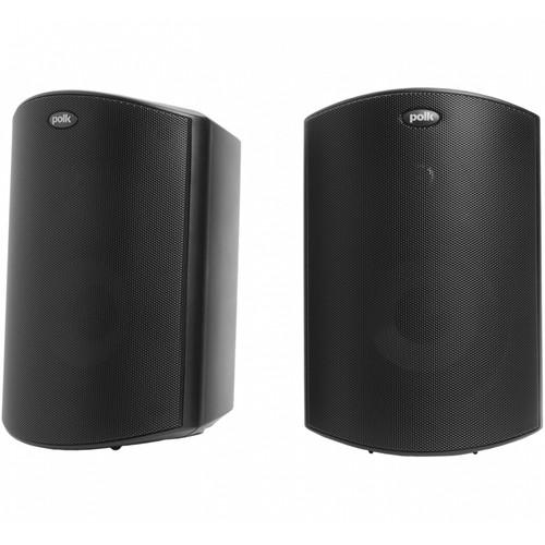 Polk Audio Atrium5 All-Weather Outdoor Speakers (Black, Pair)