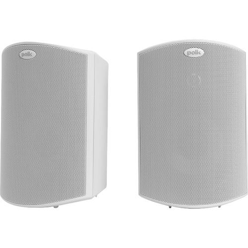 Polk Audio Atrium5 All-Weather Outdoor Speakers (White, Pair)