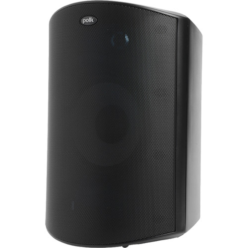 Polk Audio Atrium8 SDI All-Weather Outdoor Speaker (Black, Single)