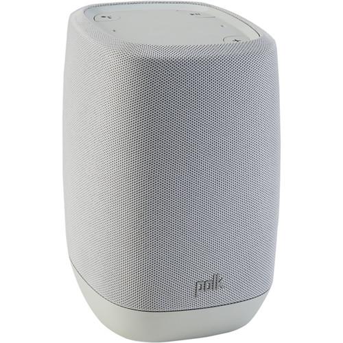Polk Audio Assist Smart Speaker (Cool Gray)