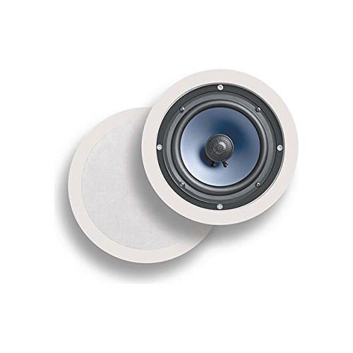 """Polk Audio RC60i 6.5"""" Two-Way In-Ceiling Speakers (Pair)"""