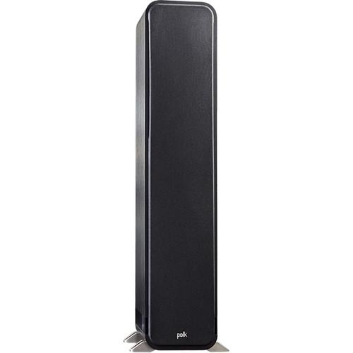 Polk Audio Signature Series S55 Floorstanding Speaker (Washed Black Walnut, Single)