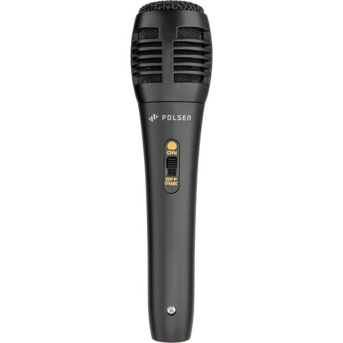 Polsen DPM-7 Lightweight Dynamic Handheld Microphone