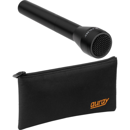 Polsen HDR-10 Omnidirectional Handheld Dynamic Mic & Pouch Kit