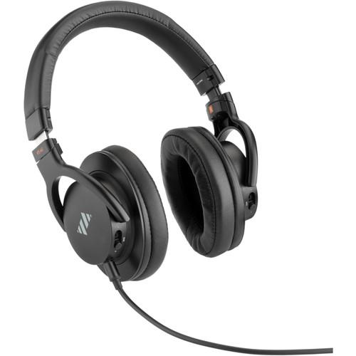 Polsen HPS-A40 Headphones with 3-Level Bass Adjustment