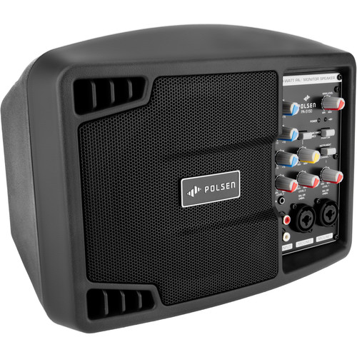 """Polsen PA-5150, 5"""" 150W Portable PA System"""