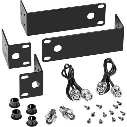 Polsen RM-ULWS Antenna Rackmount Kit for ULWS-16 and ULWS-216 Wireless Receivers