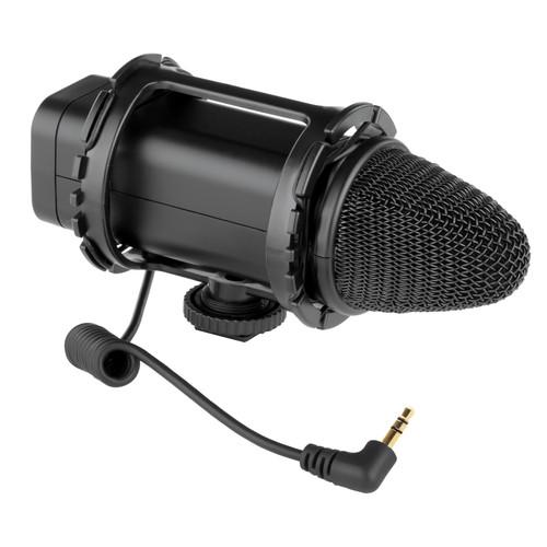 Polsen VMS-1080 Stereo DSLR/Video Condenser Microphone