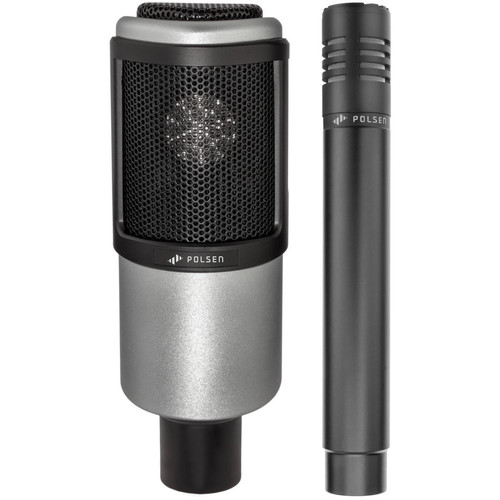 Polsen Vocal and Instrument Microphones Kit