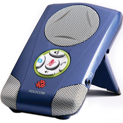 Polycom Communicator / Desktop Speakerphone (Blue)
