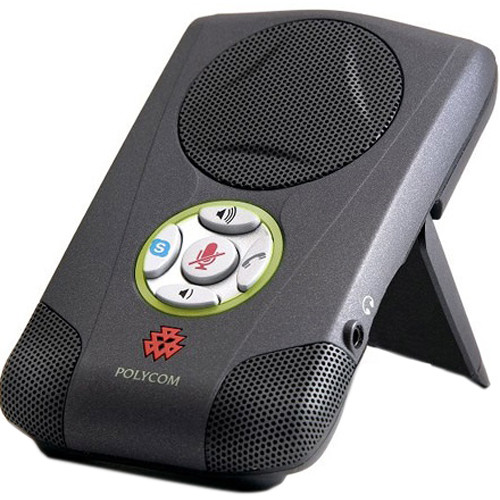 Polycom Communicator / Desktop Speakerphone (Gray)