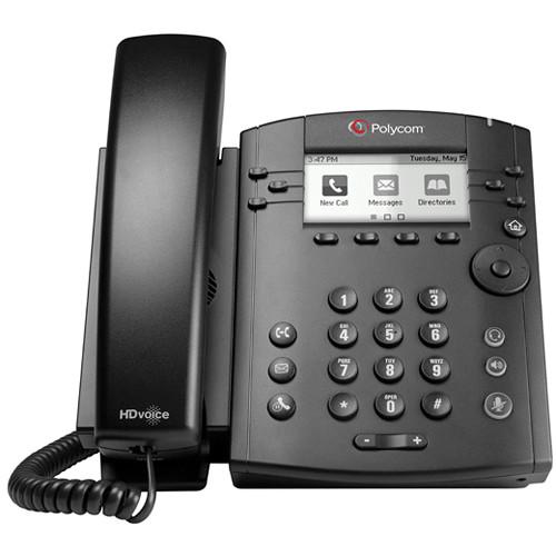 Polycom VVX 300 Business Media Phone
