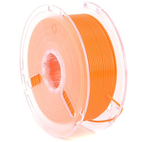 Polymaker 2.85mm PolyLite PLA Filament (1 kg, True Orange)