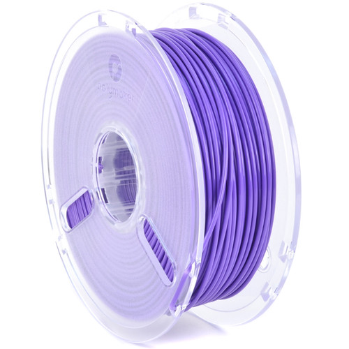 Polymaker 2.85mm PolyLite PLA Filament (1 kg, True Purple)