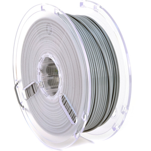 Polymaker 2.85mm PolyLite PLA Filament (1 kg, True Gray)