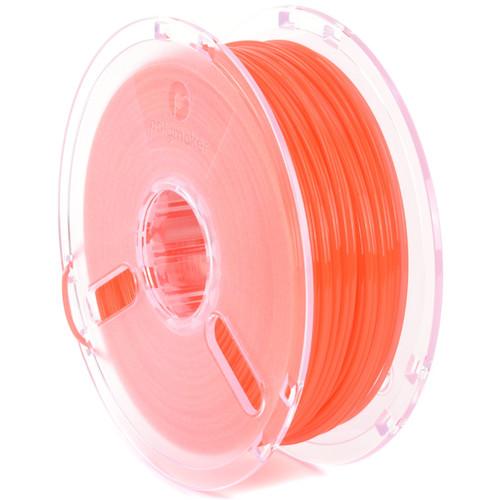 Polymaker 3mm PolyLite PLA Filament (1 kg, Translucent Red)