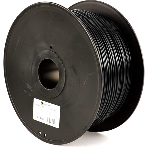 Polymaker 3mm PolyLite PLA Filament (3 kg, True Black)
