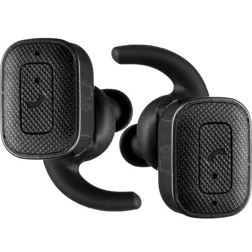 POM GEAR Pilot True Wireless Earbuds (Black)