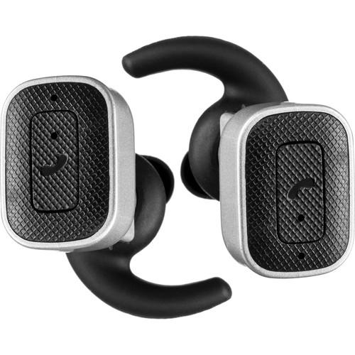 POM GEAR Pilot True Wireless Earbuds (Silver)