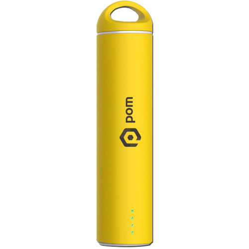 POM GEAR Sling 2200mAh Power Bank (Yellow)