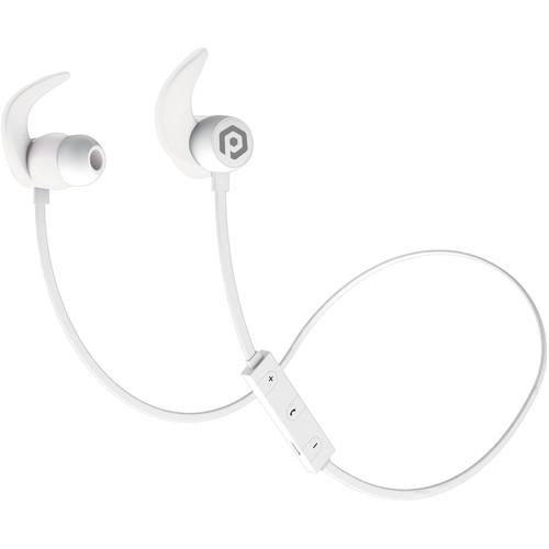 POM GEAR Fit Pro Wired & Wireless Sport Earbuds (White)