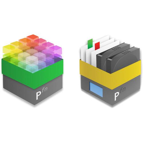 Pomfort Silverstack Lab V6 + LiveGrade Pro V3 Bundle (Download, 1-Year Subscription)