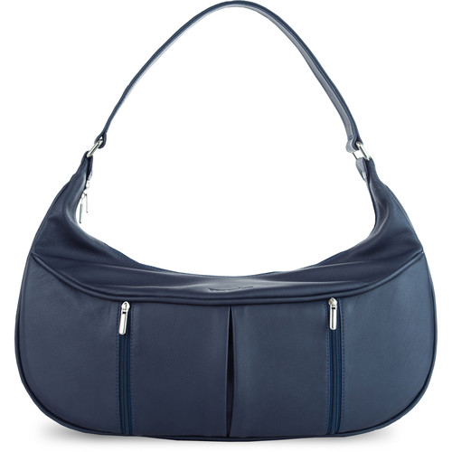 POMPIDOO Cologne Camera Bag (Ocean Blue)