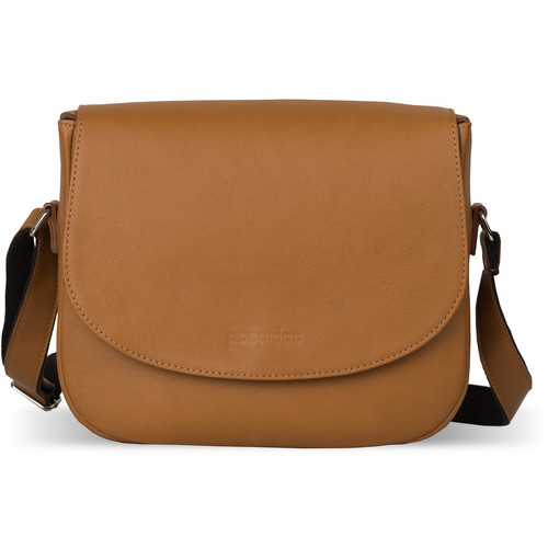 POMPIDOO Geneva Camera Bag (Timber Brown)