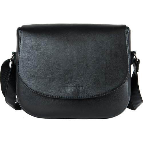 POMPIDOO Geneva Camera Bag (Marmor Black)