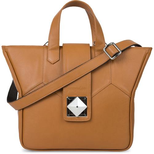 POMPIDOO Kimberly Camera Bag (Mellow Brown)