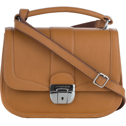 POMPIDOO Lima Female Camera Bag (Hazelnut Dreams)