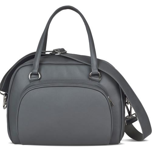 POMPIDOO Palermo Camera Bag (Dusky Gray)
