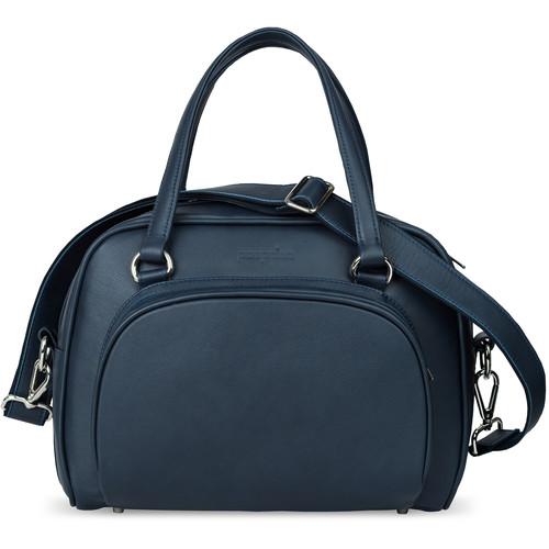 POMPIDOO Palermo Camera Bag (Midnight Blue)