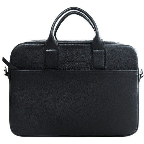 POMPIDOO Sydney Laptop Bag (Marmor Black)