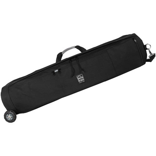 """Porta Brace Armored Light Case with Wheels for Heavy Light Kits (38"""")"""