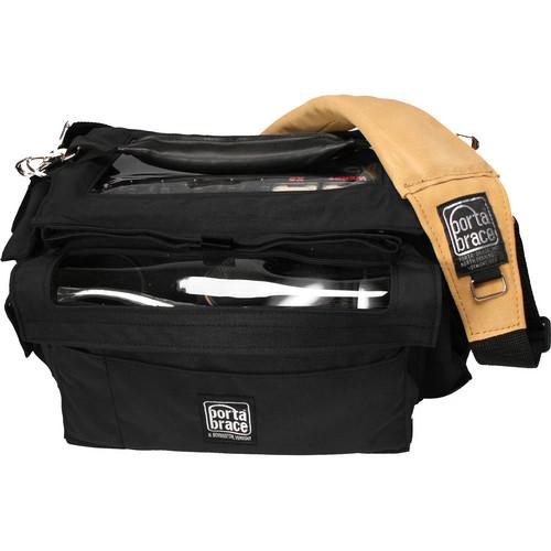 Porta Brace Audio Organizer Case (Black)