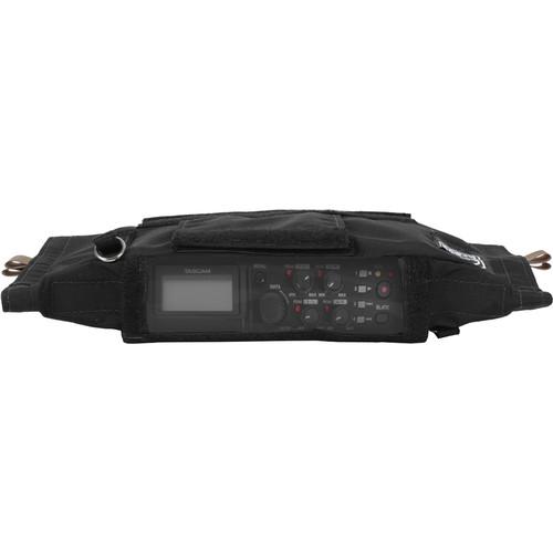 Porta Brace AR-DR70D - Custom Case for Tascam DR70D Audio Recorder
