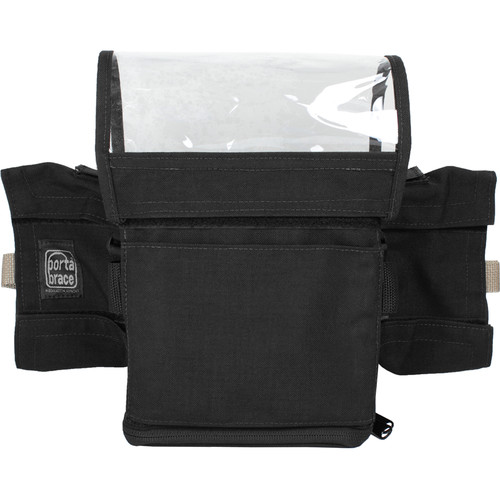 PortaBrace Custom-Fit Cordura Case for Zoom F4 Recorder