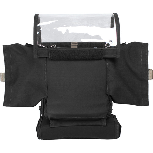 Porta Brace AR-F4XC Case with Battery and Storage Pouches for Zoom F4 Recorder