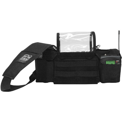 Porta Brace Carrying Case for Sound Devices MixPre-6 Audio Recorder
